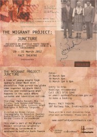 The Migrant Project: Juncture